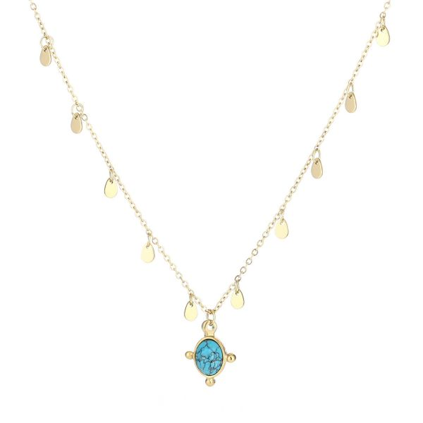 JE11520 - BLUE/GOLD