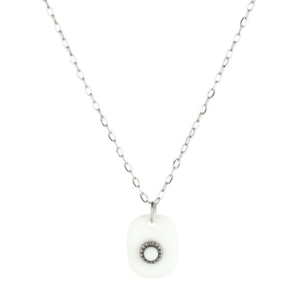 JE11544 - WHITE/SILVER