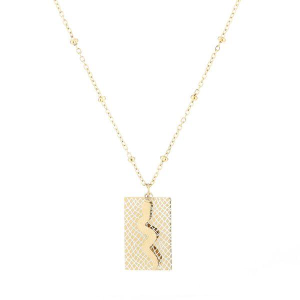 JE11653 - WHITE/GOLD