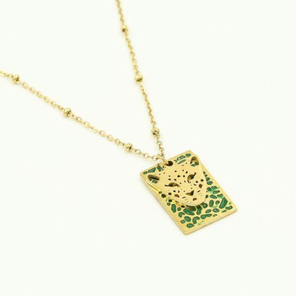 JE11655 - GREEN/GOLD