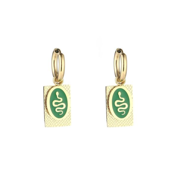 JE11656 - GREEN/GOLD
