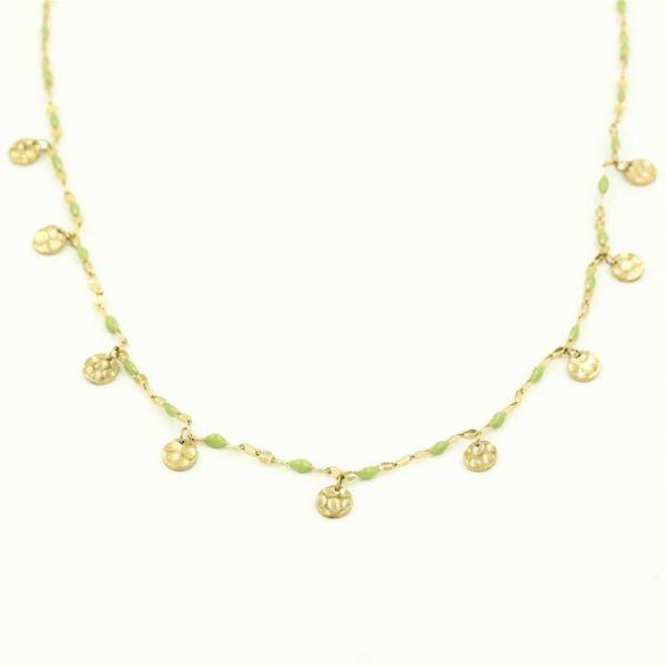 JE11664 - GREEN/GOLD