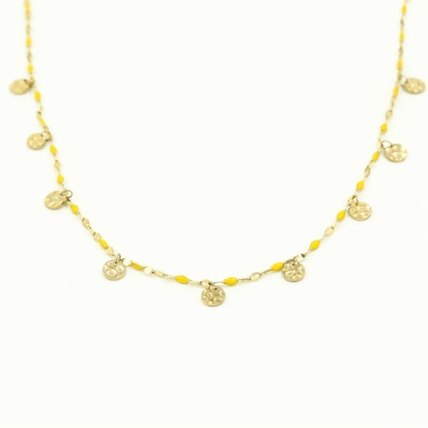 JE11664 - YELLOW/GOLD