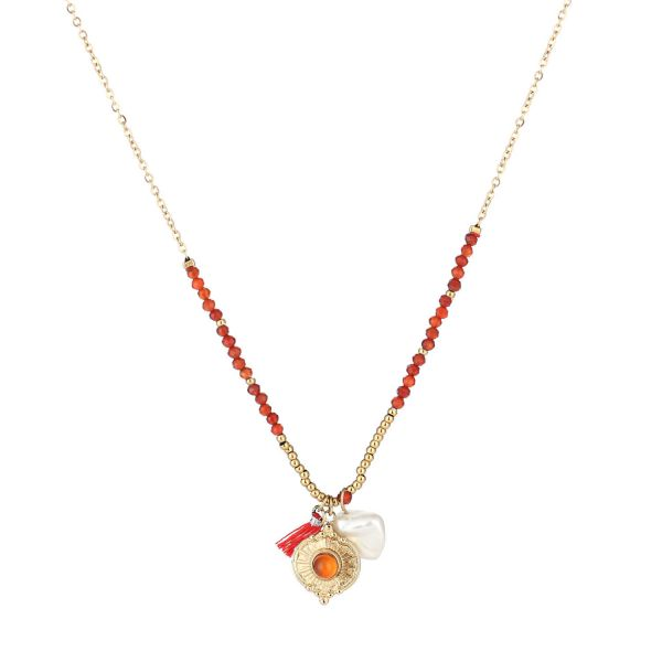 JE11667 - RED/GOLD