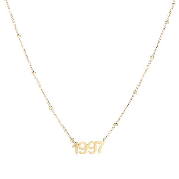 JE11807 - GOLD