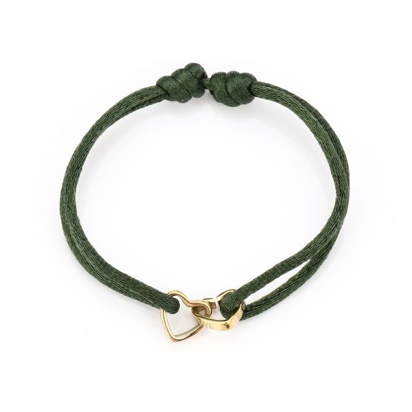 JE12366 - ARMY GREEN/GOLD