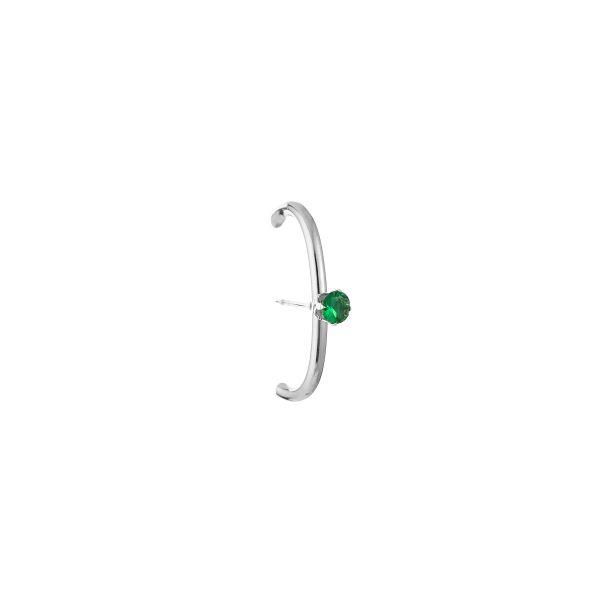 JE13092 - GREEN/SILVER