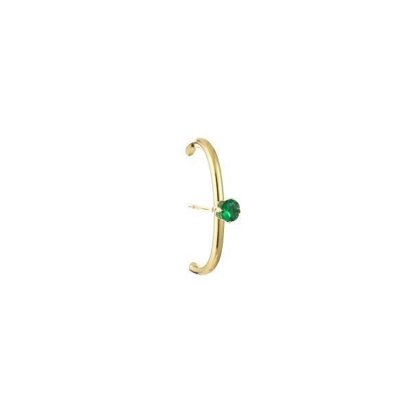 JE13092 - GREEN/GOLD