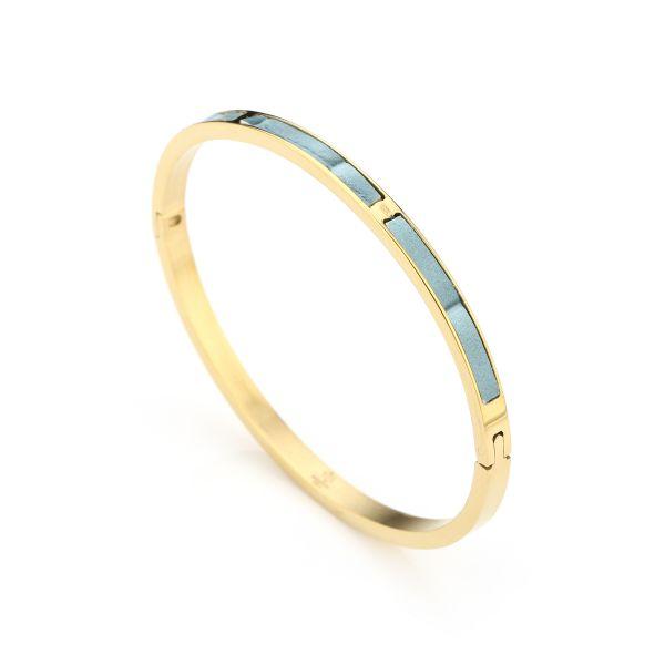 JE13375 - BLUE/GOLD