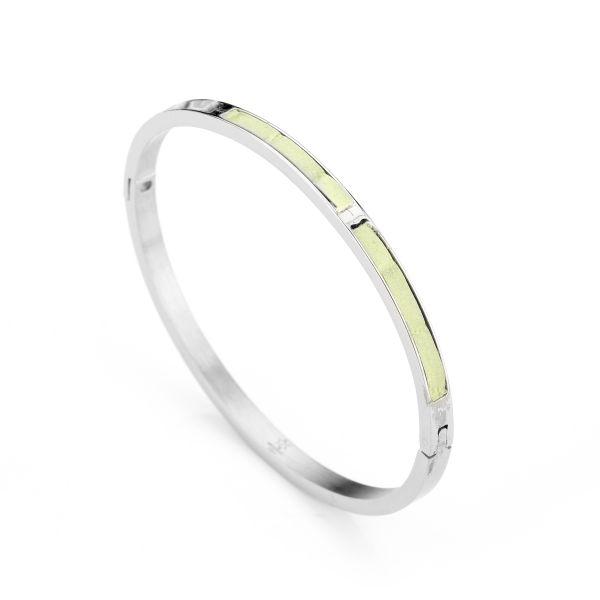 JE13375 - GREEN/SILVER