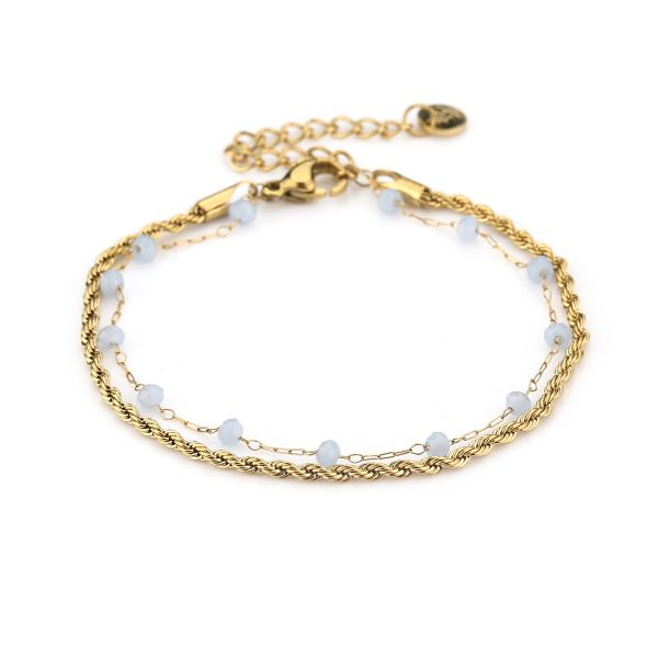 JE13461 - BLUE/GOLD