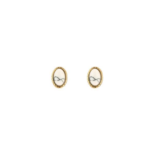 JE13544 - WHITE/GOLD