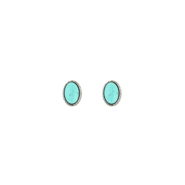 JE13544 - TURQUOISE/SILVER