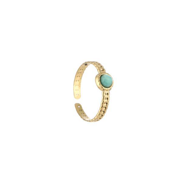 JE13545 - BLUE/GOLD