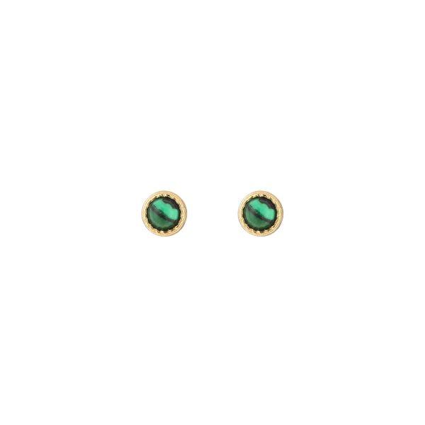 JE13546 - GREEN/GOLD