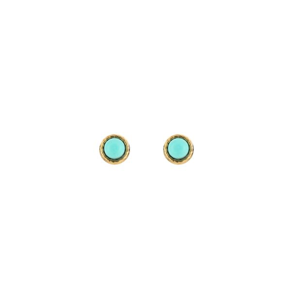 JE13546 - TURQUOISE/GOLD