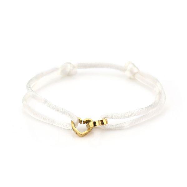 JE13589 - WHITE/GOLD