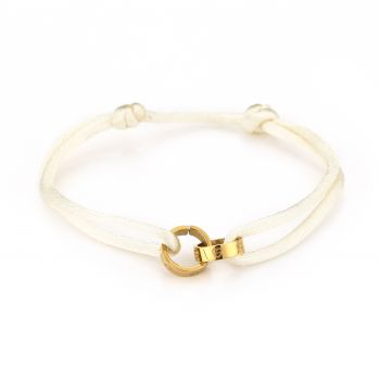JE12882 - WHITE/GOLD