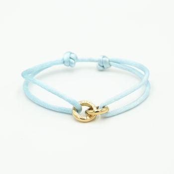 JE13173 - BABY BLUE/GOLD
