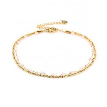 JE13462 - PINK/GOLD